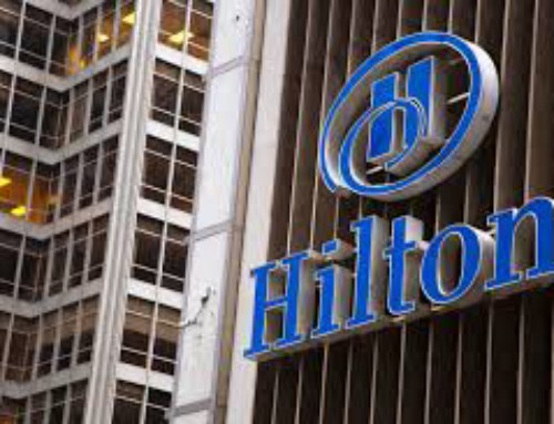 Hilton Hotel Shipping & Packaging